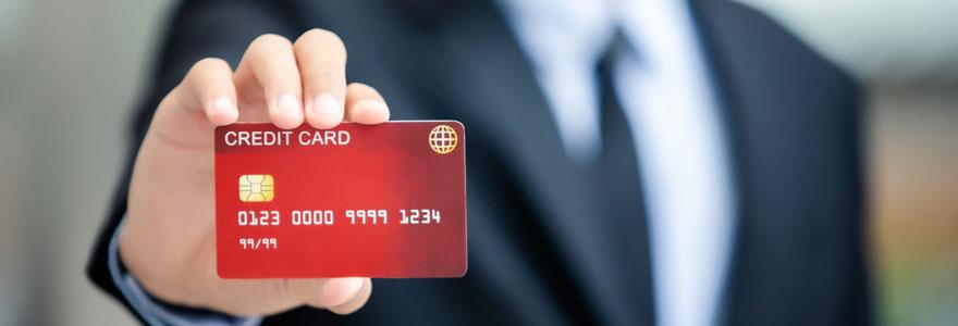 Choisir une carte bancaire d'entreprise